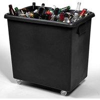 Recycled Bottle Skip 135ltr Black