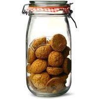 Kilner Round Clip Top Jar 1.5ltr (Single)