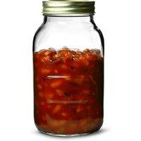 Kilner Preserving Jar 1ltr (Case of 12)