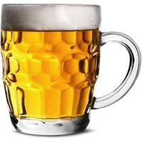 The Great British Half Pint Dimple Mug 10oz / 285ml (Pack of 4)