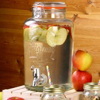 Kilner Garden Party Drinks Dispenser 176oz / 5ltr (Single)
