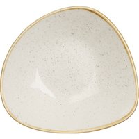 Click to view product details and reviews for Churchill Stonecast Barley White Triangular Bowl 925 Inches 235cm Case Of 12.