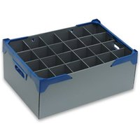 Glass Jack Wine Glass Storage Box 24 Compartments 190mm (Pack of 5)