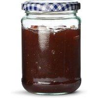 Kilner Round Twist Top Jar 370ml (Single)