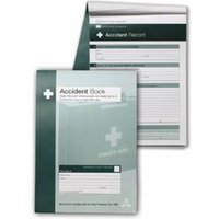 First Aid Accident Book A4 - Cooking Gifts