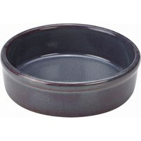 Rustic Blue Tapas Dish 13cm (Case of 12)