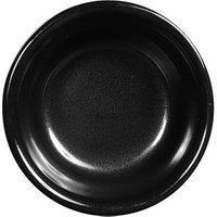 Art De Cuisine Rustics Simmer Dip Pot Black 2oz / 57ml (Case of 6)