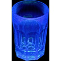 Elite Remedy Polycarbonate Shot Glasses Neon Blue CE 0.9oz / 25ml (Case of 24) - Shot Glasses Gifts