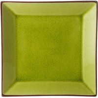 Utopia Soho Square Plate Verdi 10inch / 25cm (Case of 6)