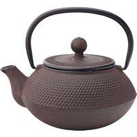 Japanese Cast Iron Teapot 24.5oz / 0.7ltr - Japanese Gifts