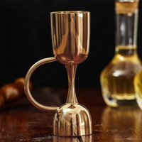 Urban Bar Rose Gold Plated Coley Jigger Measure (Single)