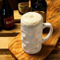 Munich Ceramic Dimpled Beer Stein 17.5oz / 0.5ltr (Case of 24)