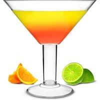 Grande Acrylic Martini Glass 73oz / 2ltr (Case of 8)