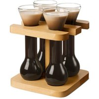 Mini Yards of Ale with Stand (Single) - Ale Gifts