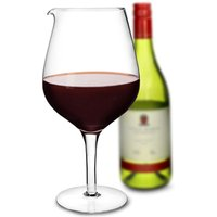 Giant Wine Glass Decanter 66.8oz / 1.9ltr (Case of 6)