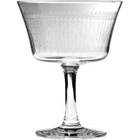 Urban Bar Retro Fizz 1920 Cocktail Glasses 7oz / 200ml (Pack of 4)