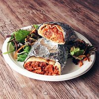 Burrito & Burger Insulated Foil Wraps 40 x 35cm (Pack of 1000) - Cooking Gifts