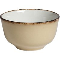Steelite Terramesa Sugar Bowl Wheat 8oz / 227ml (Case of 12)