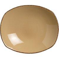 Steelite Terramesa Zest Platter Wheat 12andquot; / 30.5cm (Set of 6)