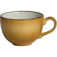 Steelite Terramesa Low Cup Mustard 8oz / 230ml (Set of 36)
