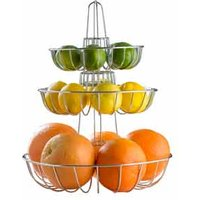 Meranda 3-Tier Fruit Basket - Fruit Gifts