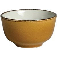 Steelite Terramesa Sugar Bowl Mustard 8oz / 227ml (Set of 12)