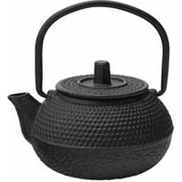 Mini Mandarin Cast Iron Teapot 2oz / 60ml (Case of 12) - Teapot Gifts