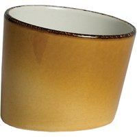 "Steelite Terramesa Tilt Pot Mustard 3"" / 7.9cm (Set of 12)"