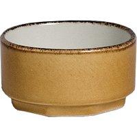 "Steelite Terramesa Taster Dip Pot Mustard 2.5"" / 6.5cm (Set of 12)"