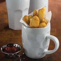 Utopia Titan Ceramic Dimple Mug 20oz / 568ml (Single)
