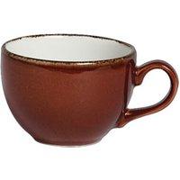 Steelite Terramesa Low Cup Mocha 12oz / 340ml (Set of 36)