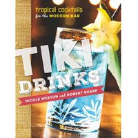 Tiki Drinks Book - Books Gifts