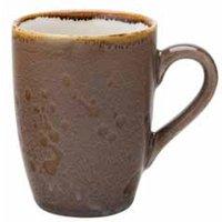 Utopia Earth Mocha Mugs 12oz / 340ml (Case of 6) - Mugs Gifts