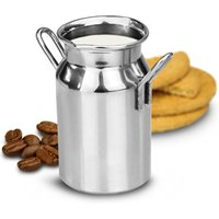Stainless Steel Mini Milk Churn 4.75oz / 135ml (Case of 72)
