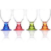 Flamefield Bella Acrylic Party Goblets 14oz / 410ml (Case of 48)
