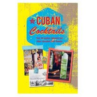 Cuban Cocktails Book - Books Gifts