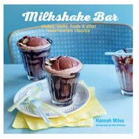 Milkshake Bar Book - Books Gifts
