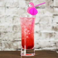 Flamingo Straws (Pack of 24) - Flamingo Gifts