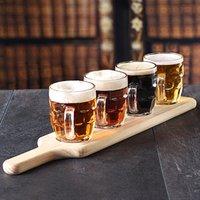 Craft Beer Flight Tasting Set (Case of 6)