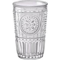 Romantic Water Glasses 10.5oz / 300ml (Pack of 6) - Romantic Gifts