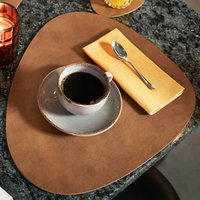Duni Leather Placemats 37 x 44cm (Pack of 4)