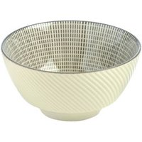 Tao Rice Bowl Grey 12cm (Case of 4)
