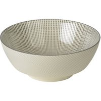 Tao Noodle Bowl Grey 15cm (Case of 4)