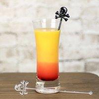 Skull & Crossbones Drink Stirrers (Pack of 24)