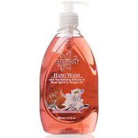 Fusion Rose Spirit and Ginger Oil Handwash 500ml	 (Case of 6) - Cleaning Gifts