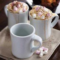 Utopia Titan Concave Diner Mugs 10oz / 280ml (Set of 6) - Mugs Gifts