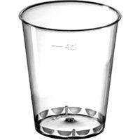Disposable Shot Glasses 1.8oz / 50ml (Case of 1000) - Shot Glasses Gifts