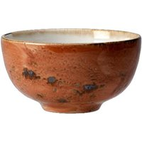 "Steelite Craft Chinese Bowl Terracotta 5"" / 13cm (Set of 12)"