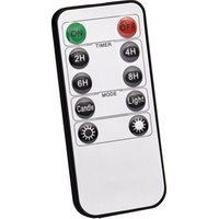 Remote Control Unit for Wave Rim Crystal LED Candles - Remote Control Gifts