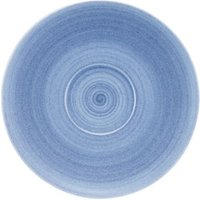 Modern Rustic Coupe Saucer Blue 15cm (Case of 12)